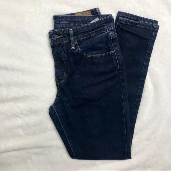 Levi's Denim - Levi's High Rise Skinny Jeans Size 28/6